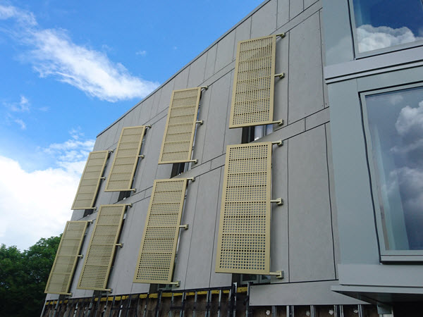 Complete Cladding at Norwich University