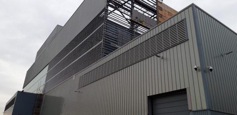 Energy Recovery Facility - Beddington Croydon